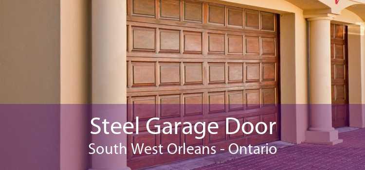 Steel Garage Door South West Orleans - Ontario