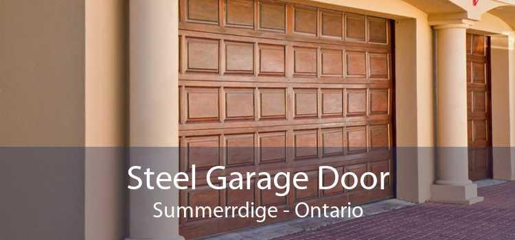 Steel Garage Door Summerrdige - Ontario